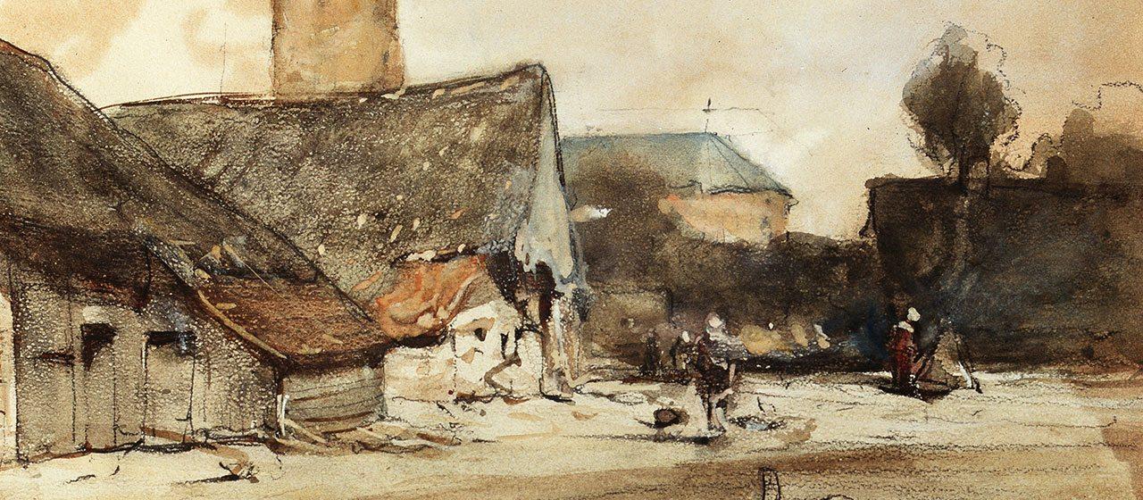Barbizon van Drenthe in Rolde