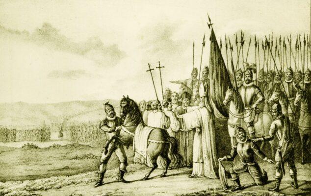 Slag bij Ane in 1227