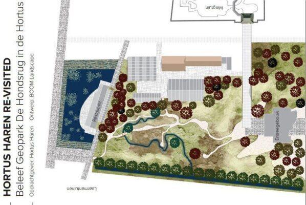 Landschapsarchitect Jan Maas ontwierp de Hondsrugtuin.